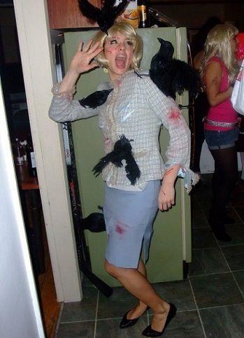 disfraces de halloween faciles para hacer en casa