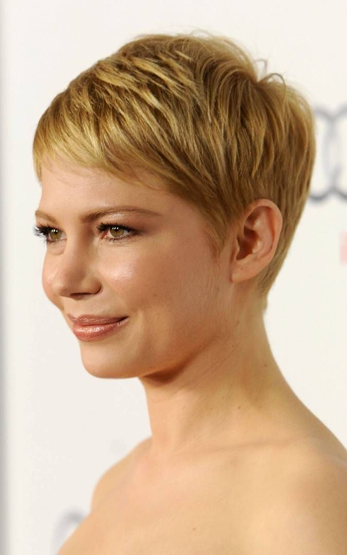 Womens Short Hairstyles Fine Hair Hairstyles Fashion Styles