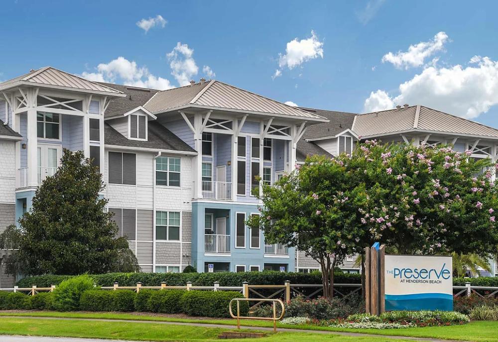 The Preserve At Henderson Beach Apartments Destin Fl 32541 Beach Houses For Rent Florida Apartments Beachfront House