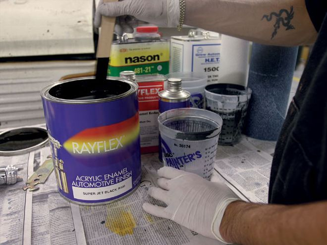 Automotive Paint Beginner S Guide Car Craft Magazine Automotive Paint Best Paint Colors Yellow Paint Colors