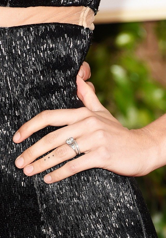 Dot Tattoo On Finger Meaning : tattoo, finger, meaning, Wasson, Delevingne:, Coolest, Model, Tattoos, @WhoWhatWear, Finger, Tattoo, Designs,, Tattoos,, Wedding