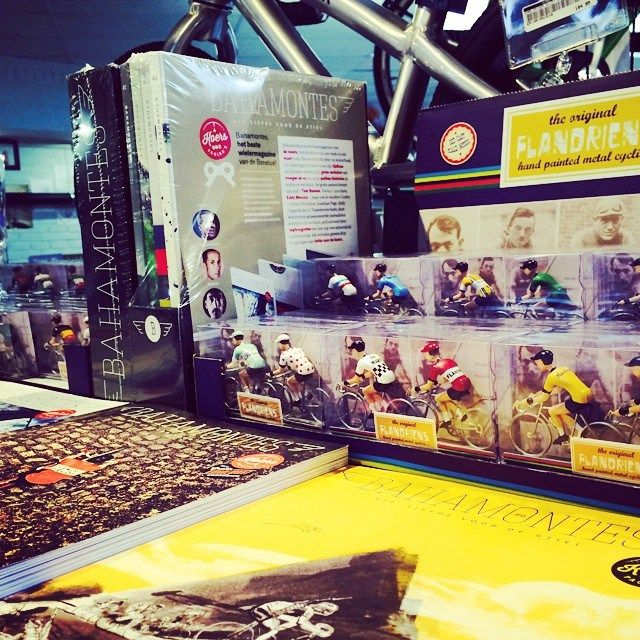 Bahamontes, luxe wielertijdschrift - Gino Carts & Bikes