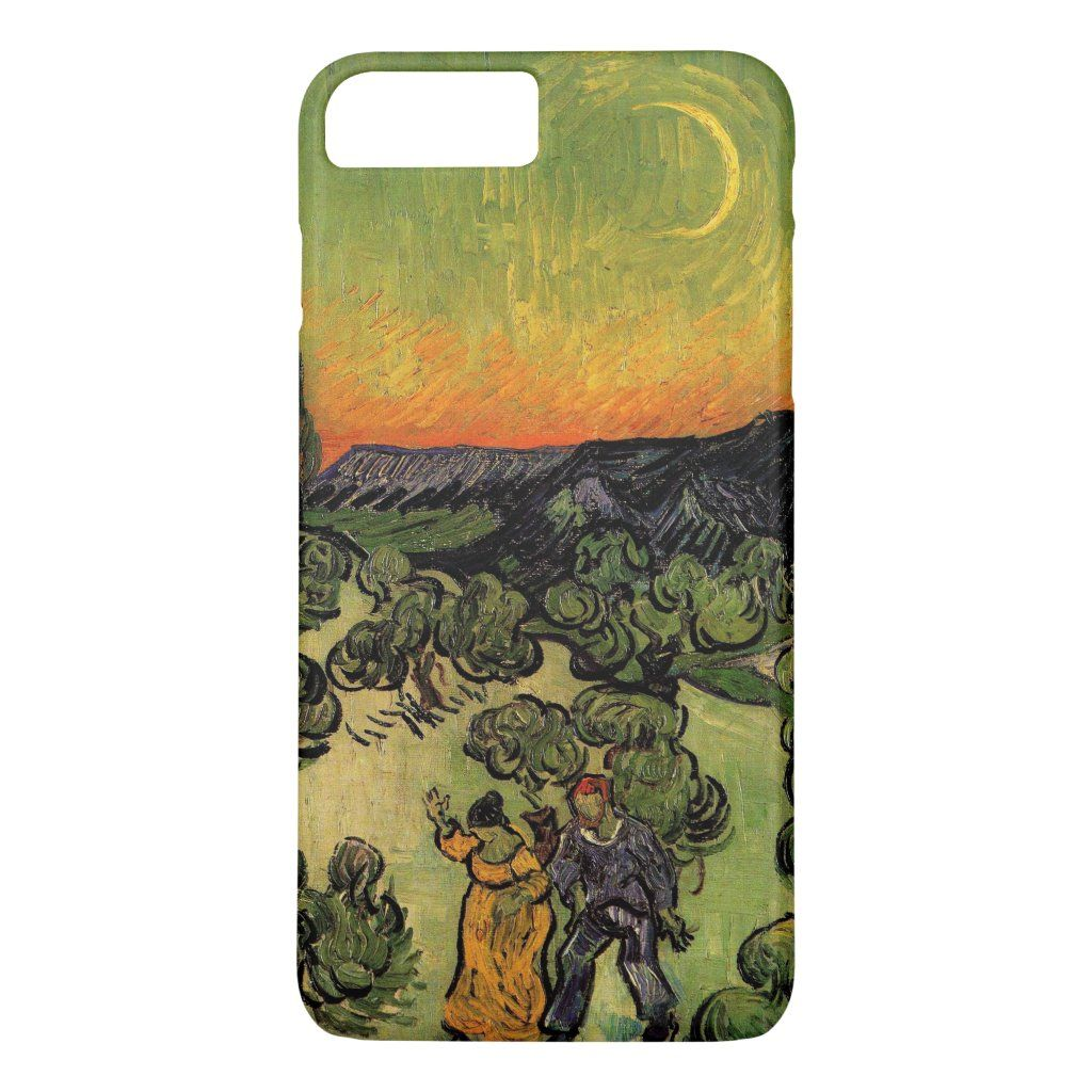 Vincent Van Gogh Moonlit Landscape Phone Case