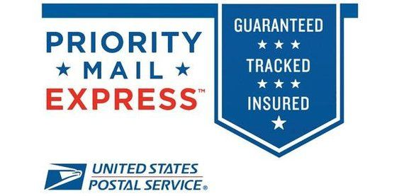 Upgrade To Priority Express Shipping Choose 1 Or 2 Day Shipping