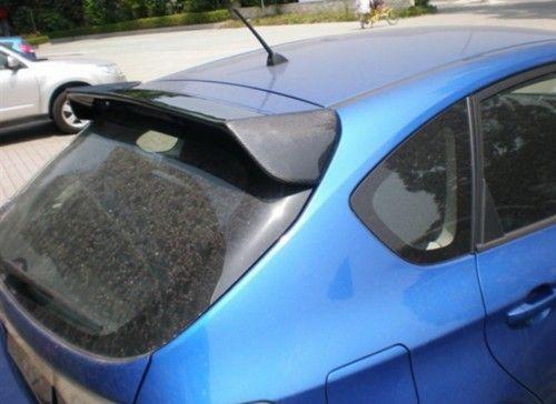 Carbon Fiber Rear Window Roof Spoiler For 2008 2013 Subaru Impreza 5dr Sti Subaru Impreza Impreza Carbon Fiber