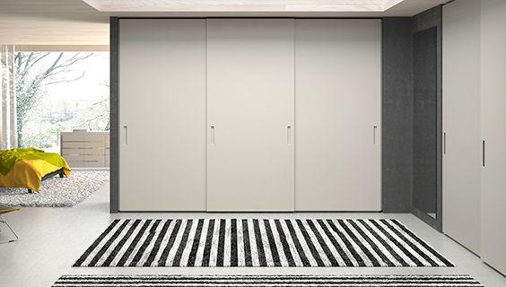 Épinglé Par Muebles Benito Anaiak Altzariak Sur Armarios Pinterest - Porte placard coulissante avec serrurier 75006