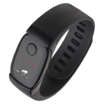 3D Bluetooth® Wristband Pedometer SKU 80YWD