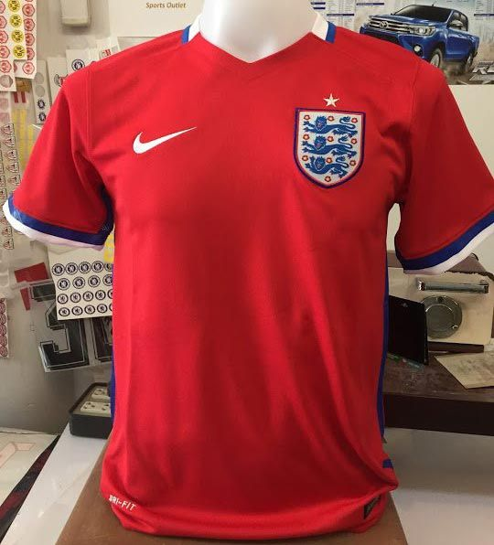 a1736ae2f England Euro 2016 Kits Leaked  - Footy Headlines