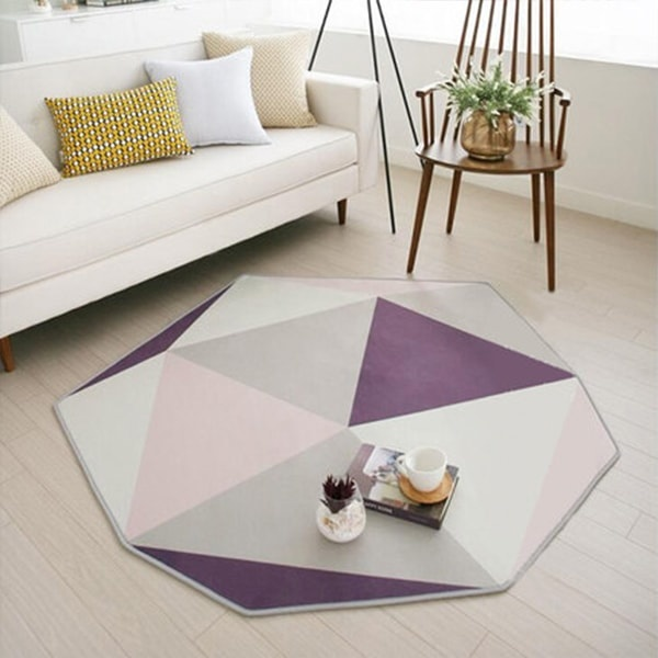 Octagon Area Rug From Apollo Box Octagon Area Rugs Octagon Rugs Rugs