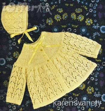 Stretchy Free Baby Sweater Knitting Pattern Favecrafts Knit