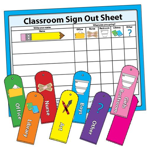 This Digital Download Is A Great Classroom Management Tool For All