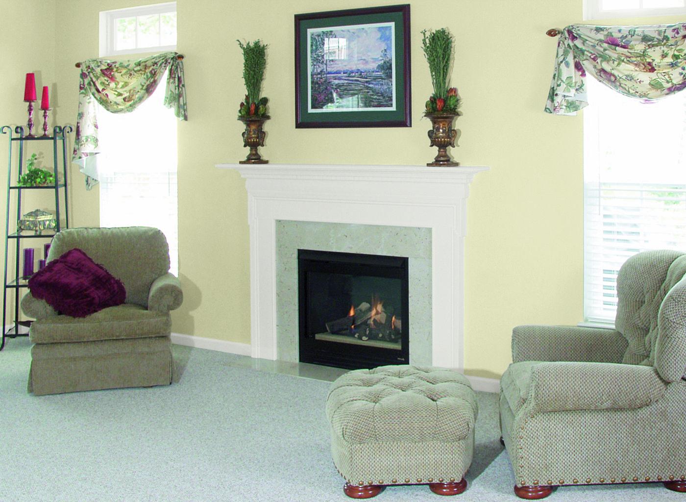 Living Room in Spring Wisp   Color Palettes   Pinterest   Living ...