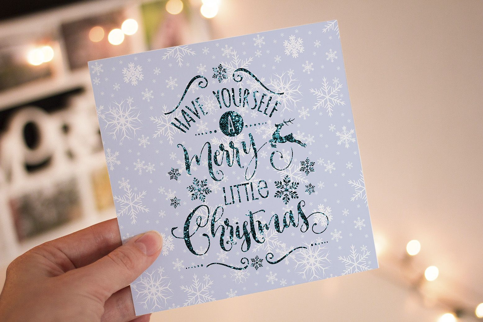 Have Yourself A Merry Little Christmas, Printable, Instant Download ...