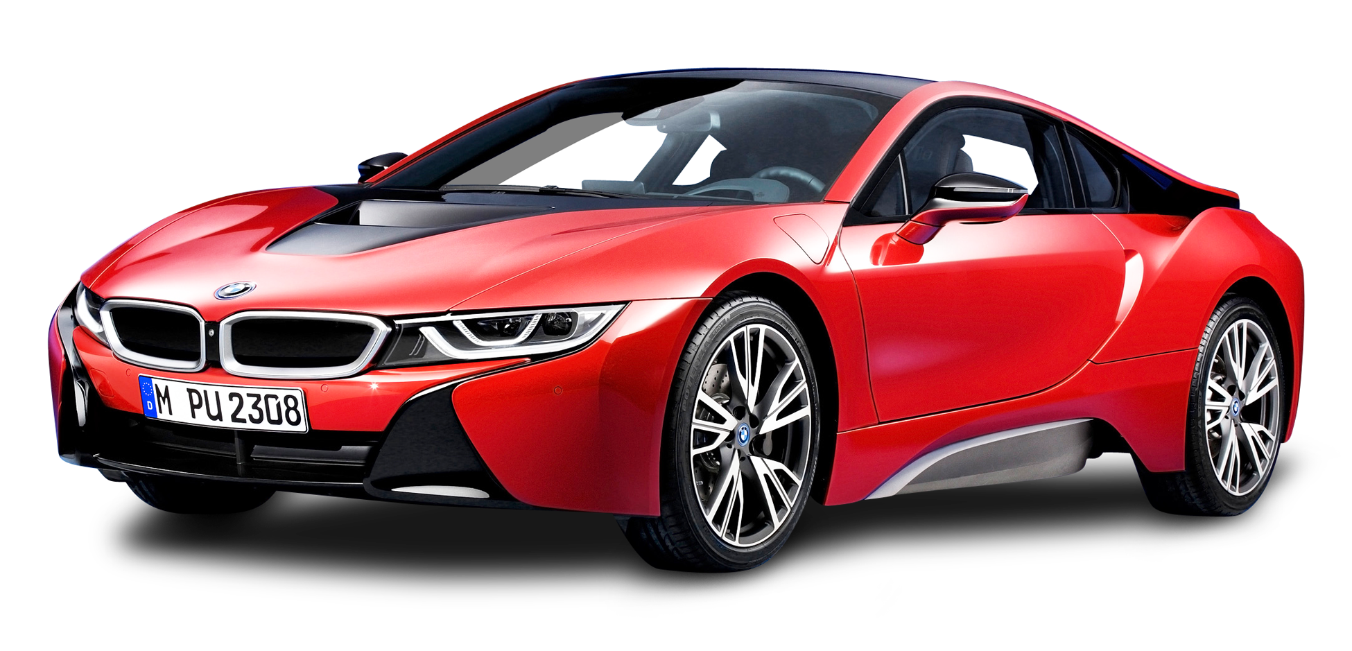 Bmw I8 Protonic Red Car Png Image Bmw I8 Car Images Bmw
