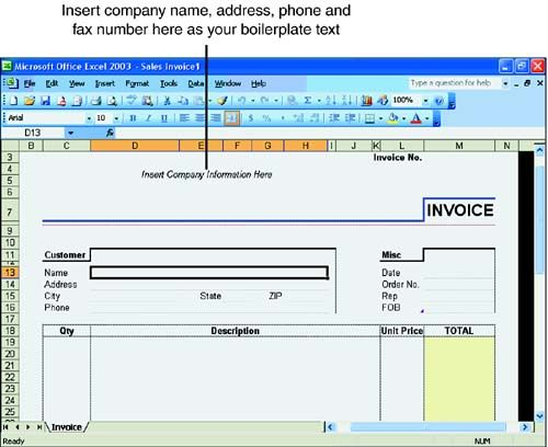 WeLl Share Some Examples Office  Invoice Template Free Who