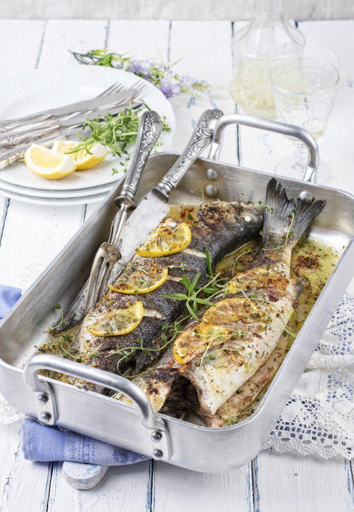Loup la marseillaise recettes de poissons et fruits de mer pinterest poisson cuisine - Cuisine marseillaise recettes ...