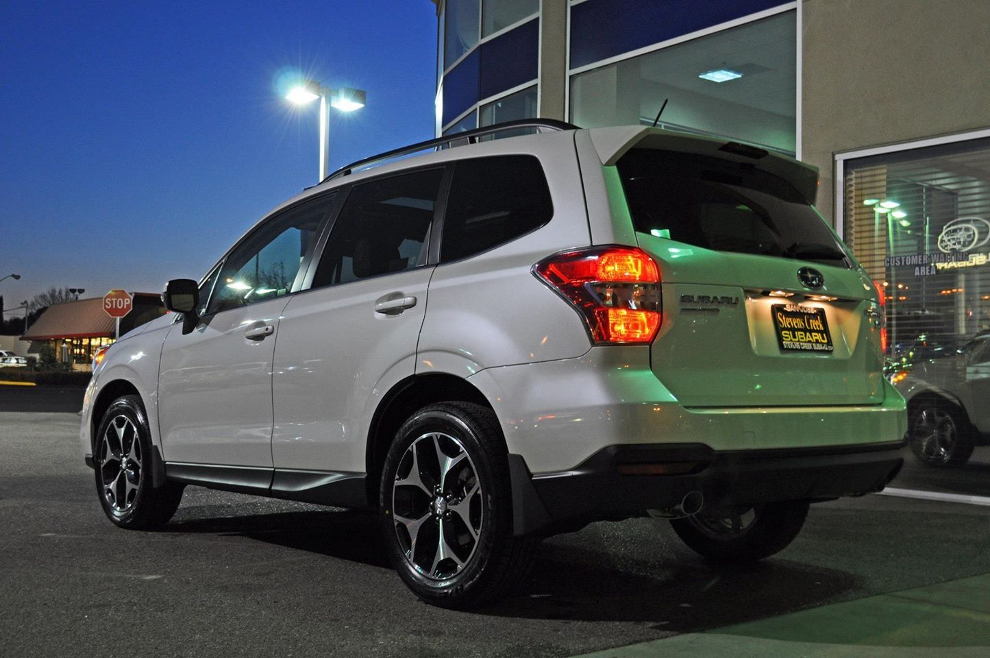 Rear side of 2014 Forester XT! Subaru forester, Subaru, Fun