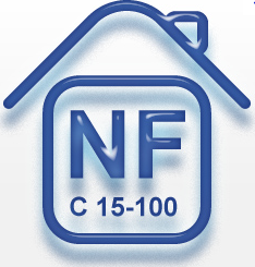 norme nf c 15 100 norme lectrique pinterest the 100. Black Bedroom Furniture Sets. Home Design Ideas
