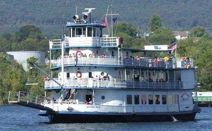Chattanooga Riverboat Lunch Dinner Cruises Places I Have