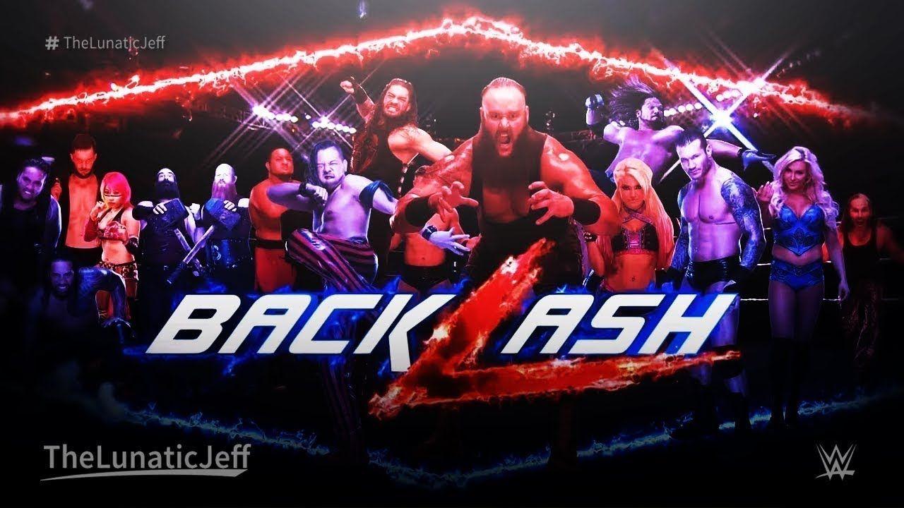 WWE BackLash 2018 Full Prediction By Legend Of Wrestling