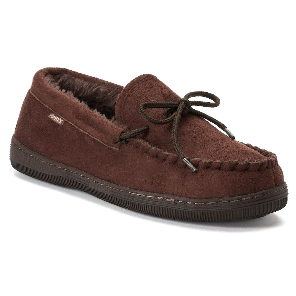 bc7821990e15 LAMO Men s Fleece Moccasins