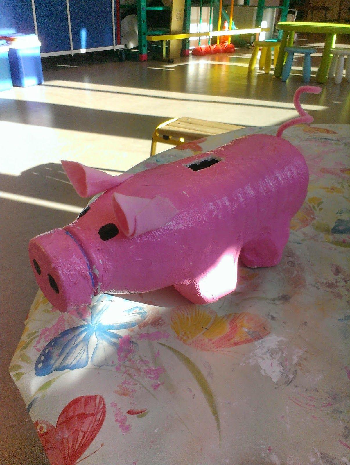 les activit s de ju li cochon tirelire activit manuelle pinterest tirelire cochons et. Black Bedroom Furniture Sets. Home Design Ideas