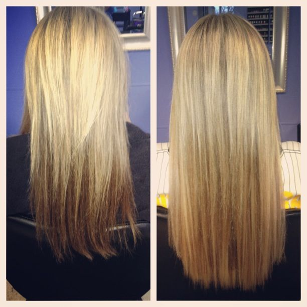 Babe Tape In Hair Extension Pittsburgh Salon Atmosphere Salon