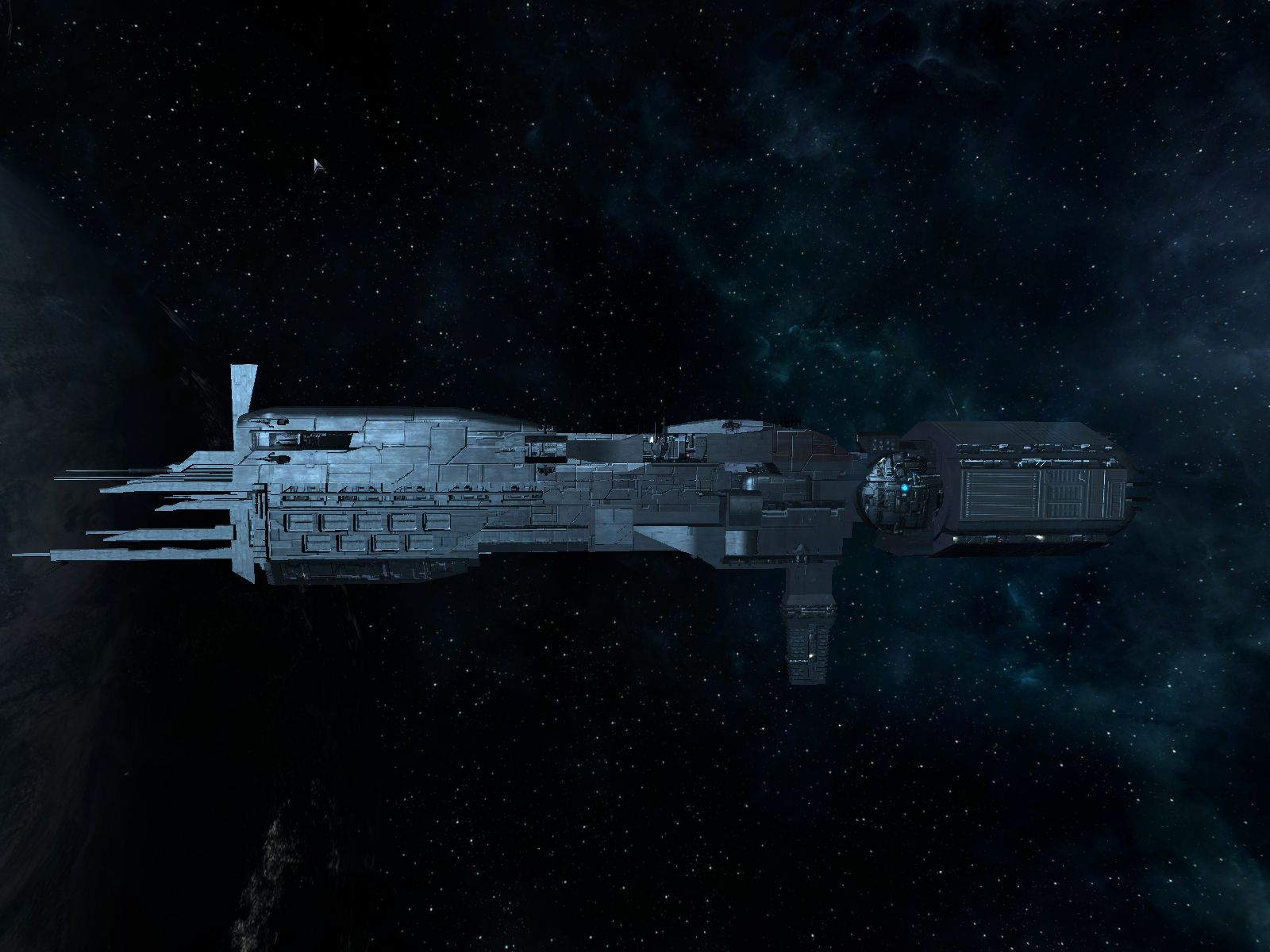 USS Sulaco from Aliens. Probably the coolest spaceship ...