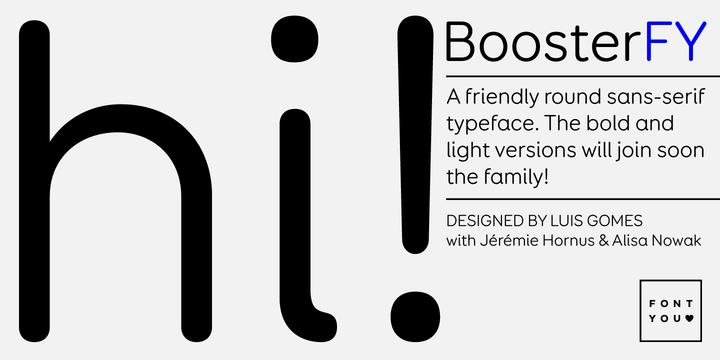 Font dňa – Booster FY (zľava 45%, 19,25€) - http://detepe.sk/font-dna-booster-fy-zlava-45-1925e/
