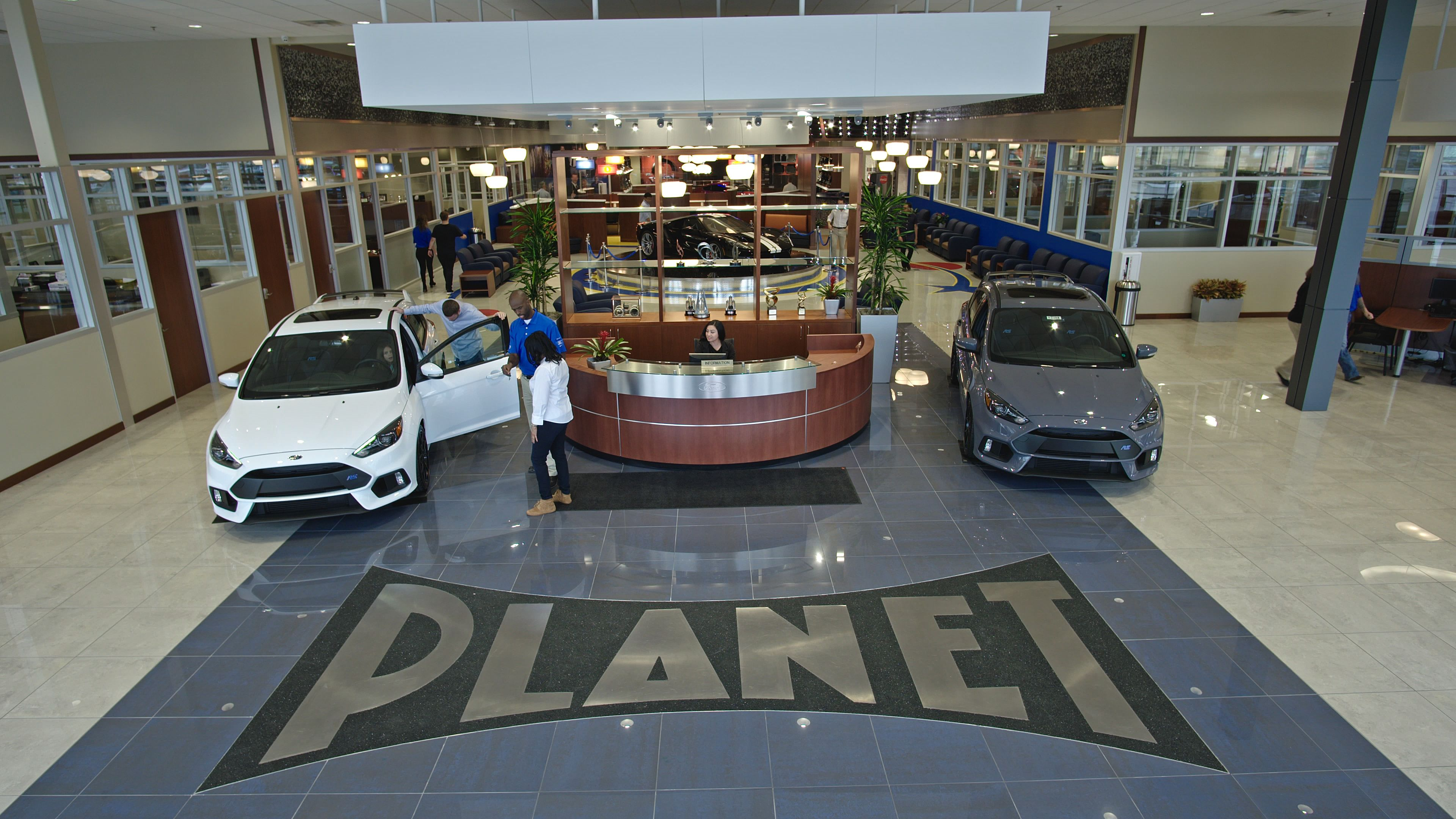 Randall Reed S Planet Ford In Spring Texas Has Been The No 1