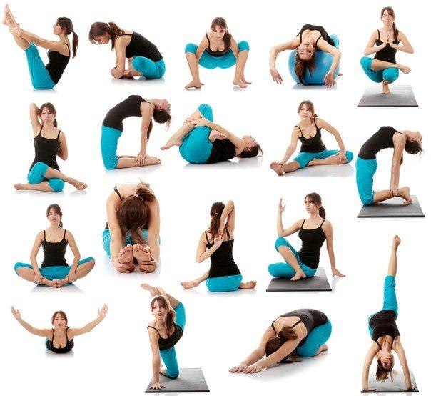 йога для начинающих для похудения живота