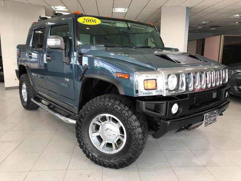 2006 HUMMER H2 SUT for sale in Springfield, IL