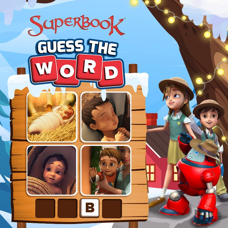 #GuesstheWord | Bible for kids, Games for kids, Kids website