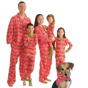photos of christmas pajamas at kohls walmart and amazoncom