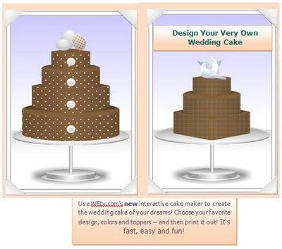 Etonnant RAD Event Production, Inc.: Design Your Very Own Wedding Cake, 400x354 In