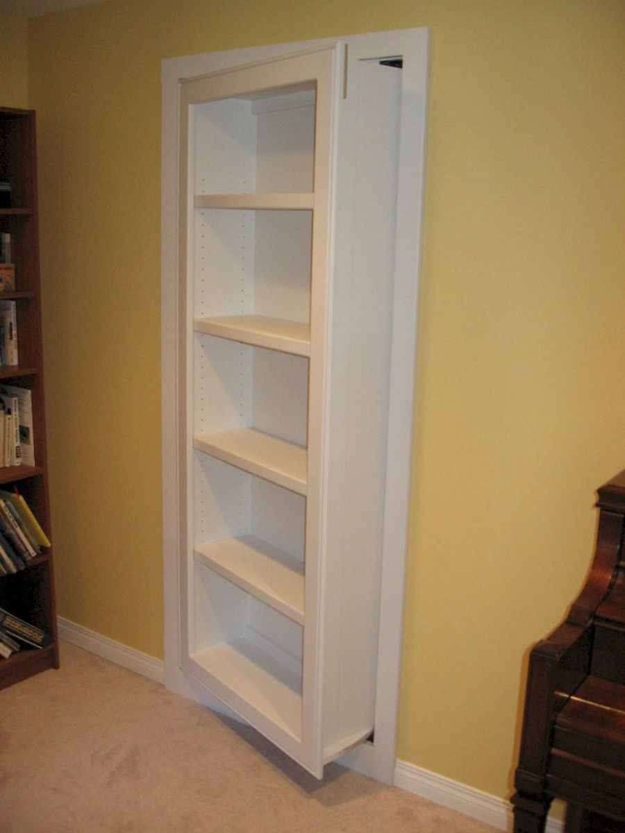 Insanely Creative Hidden Door Designs For Storage And