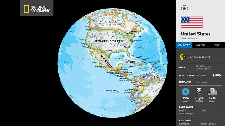 World atlas by national geographic unlike other map applications world atlas by national geographic unlike other map applications the world atlas by gumiabroncs Images