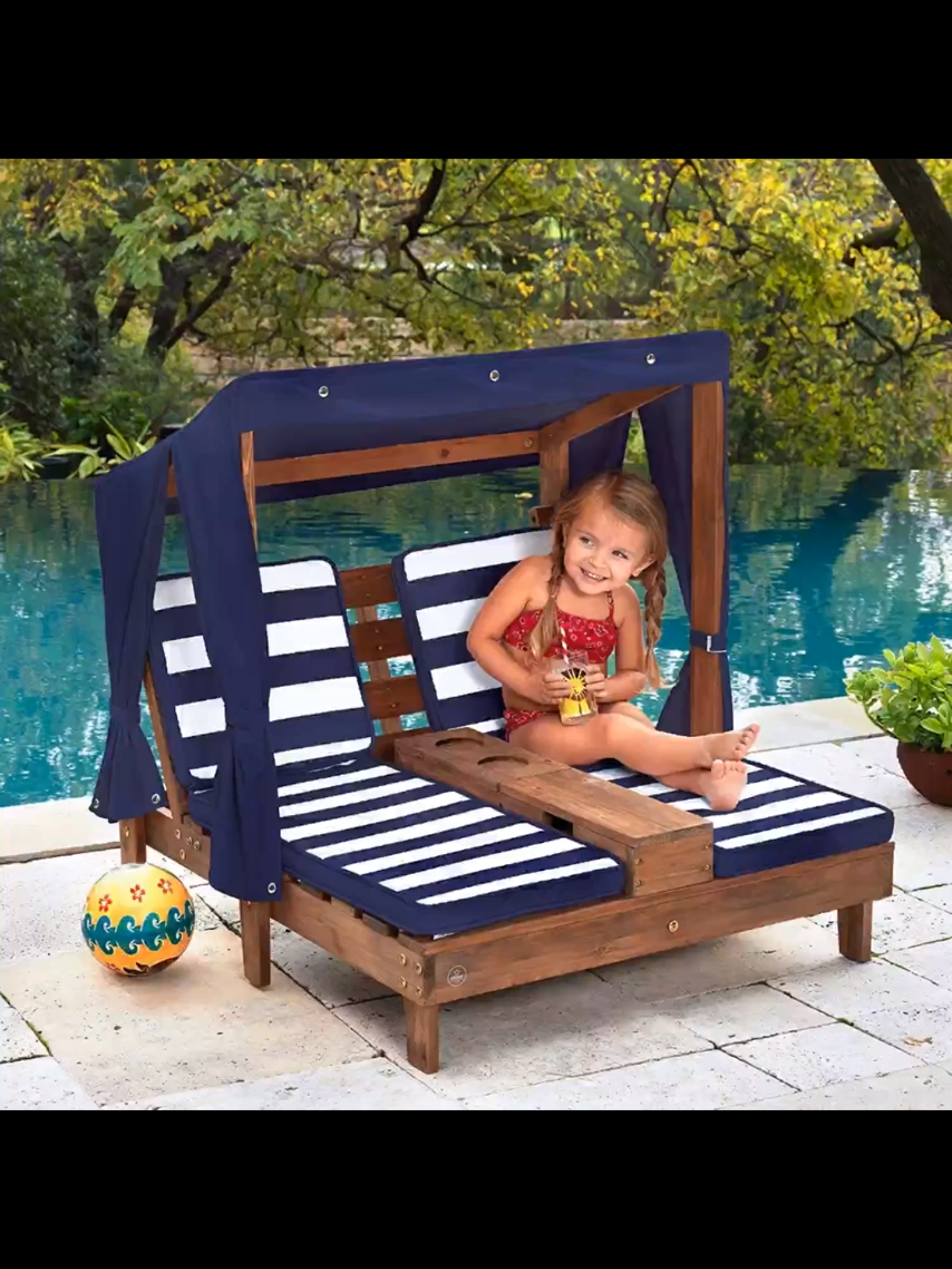 Pin By Zada Brewer On Babies Toddlers Double Chaise Lounge