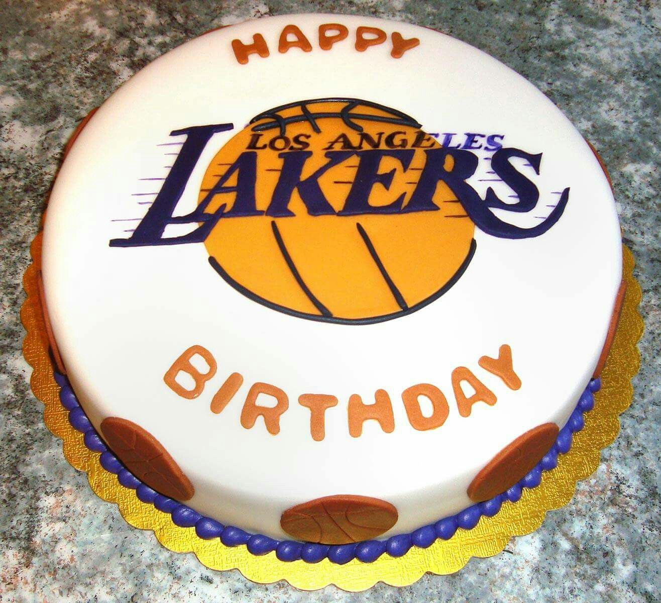 Happy Lakers Birthday Akrs 4 If Pinterest Rs 4 Birthday