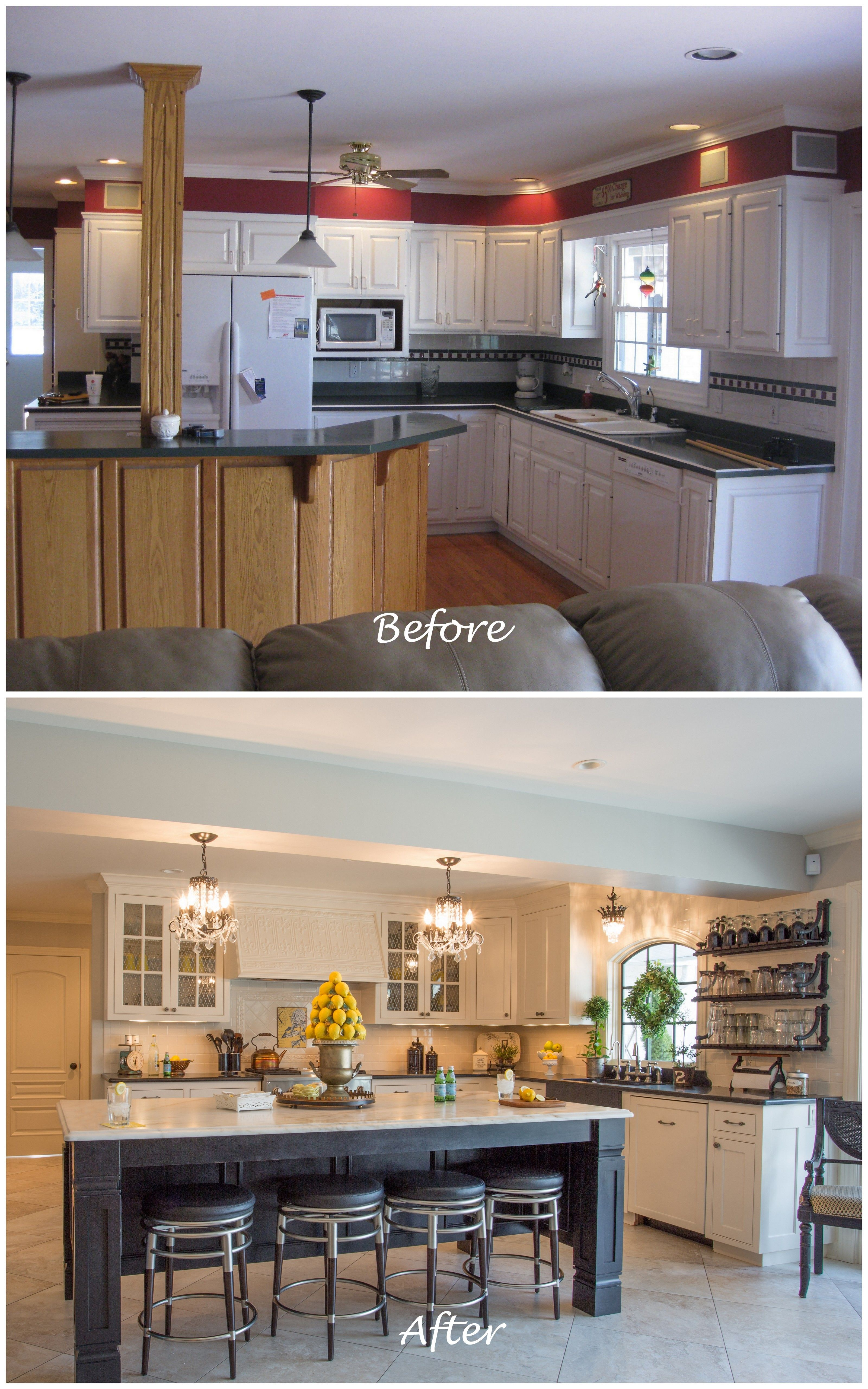 Kitchen Kitchen Remodeling Projects Kitchen Remodel Small Renovation