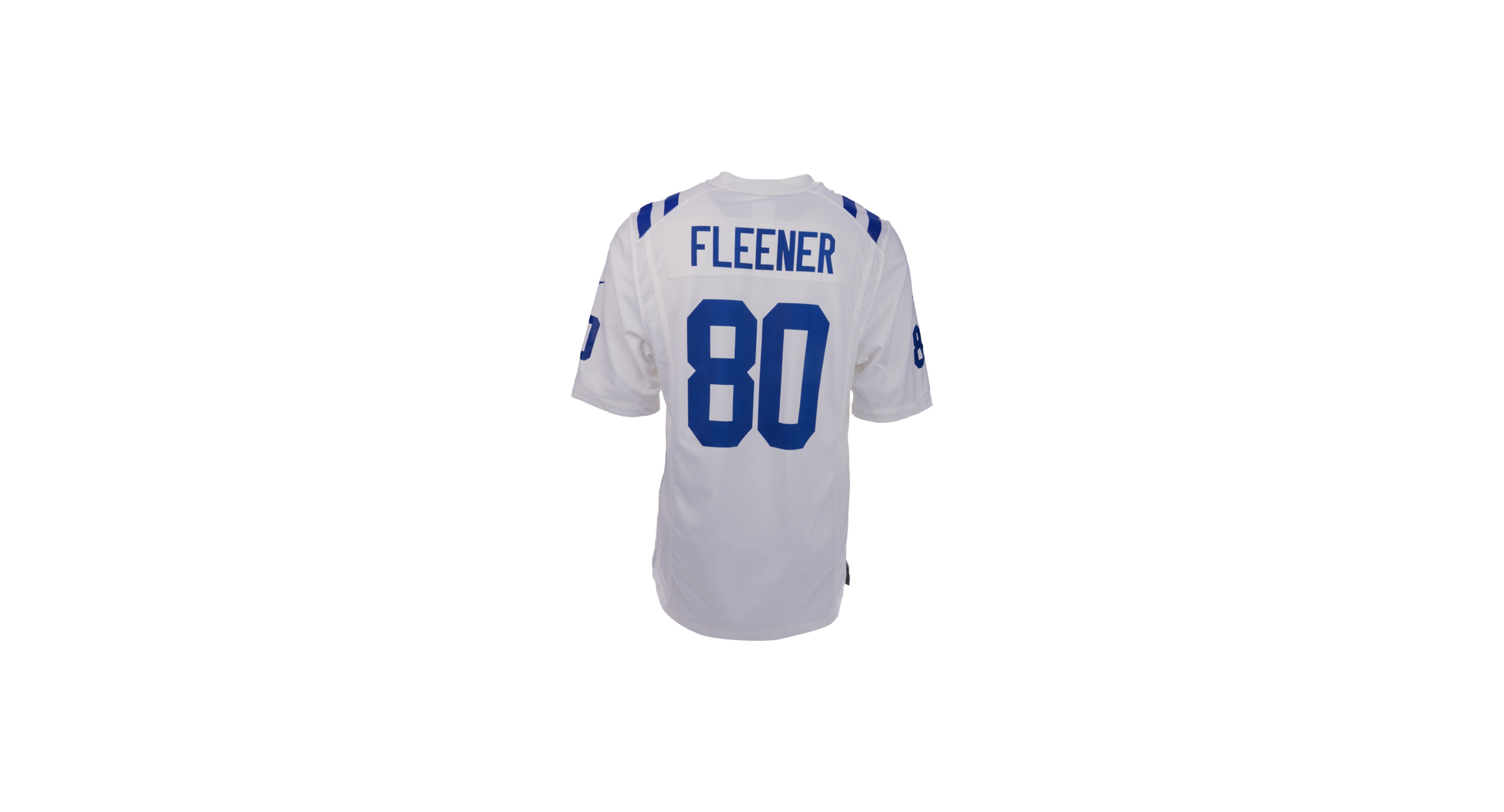 Nike Men's Coby Fleener Indianapolis Colts Game Jersey