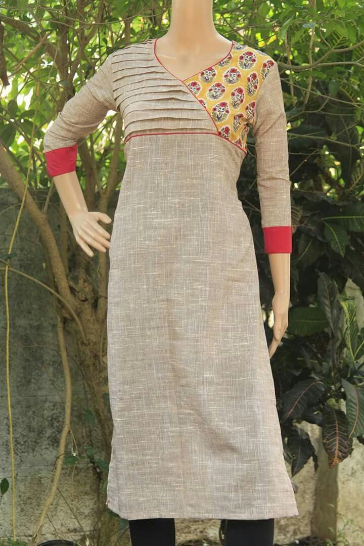 Pin by Jayashree Sendhil Kumar on Salwar kameez | Pinterest | Kurti ...