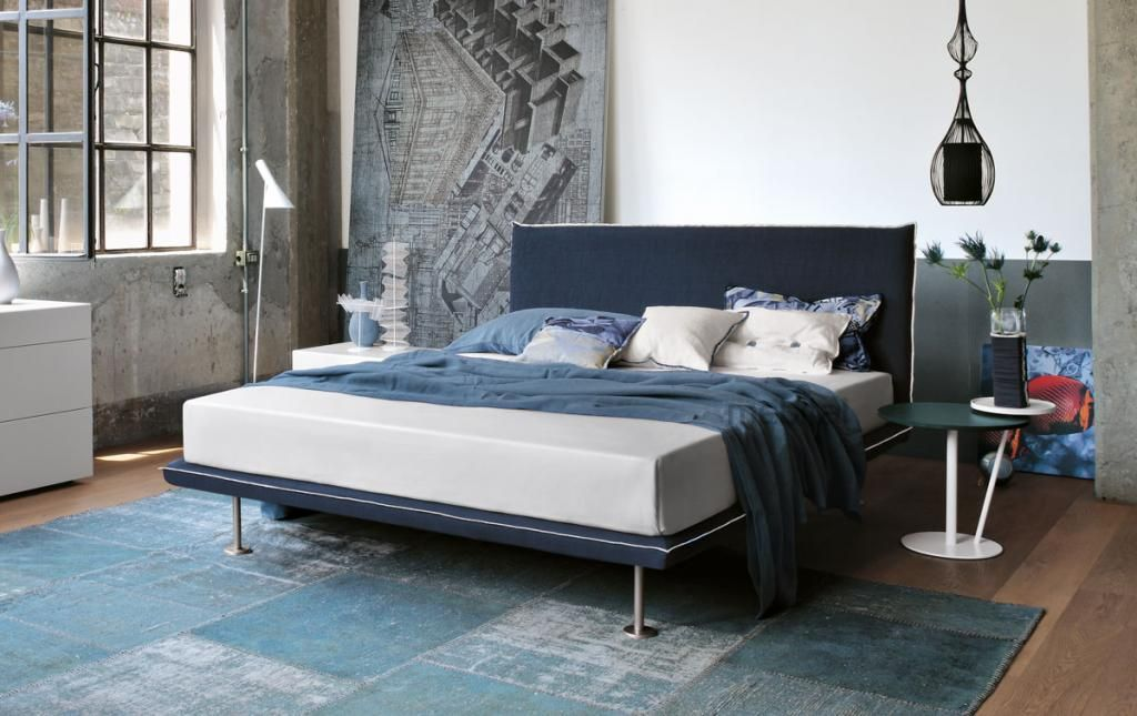 BRAVO Мягкая кровать Tomasella | Mebital