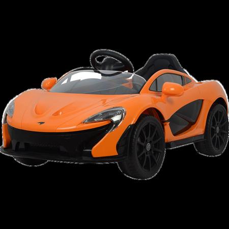 Kool Karz McLaren P1 Butterfly Doors 12V Electric Ride On Toy Car, Orange - Walmart.com