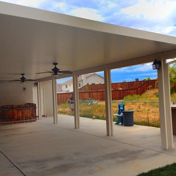 Diy Patio Door Installation: DIY Alumawood Patio Cover Kits, Shipped Nationwide