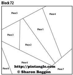 crazy quilt free pattern