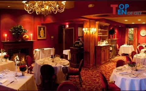 Top Ten Most Romantic Restaurants In Nyc Food And Drinks