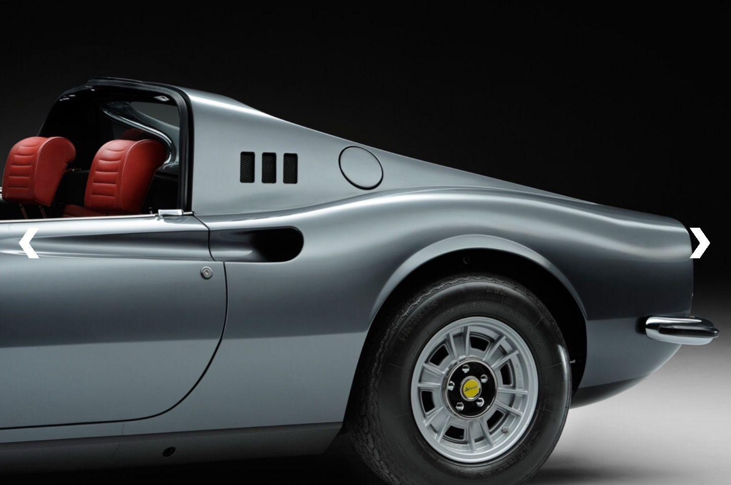 Dino 246 Gts Ferrari For Sale Ferrari Retro Cars