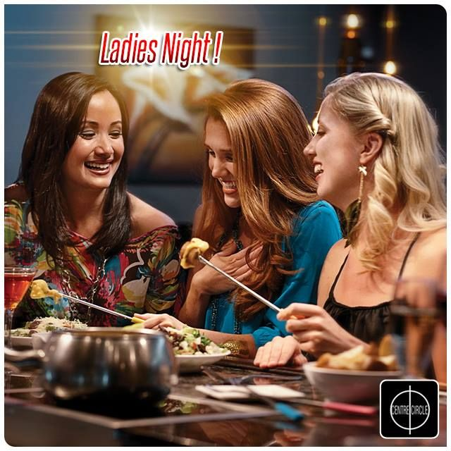 Tonite it's ‪#‎LadiesNight‬ with 2 complimentary beverages on the house from 9 p.m. to 11 p.m. Divas! be a part of a grand party! ‪#‎funtime‬ ‪#‎rocknroll‬ ‪#‎centrecircle‬ ‪#‎MyDubai‬
