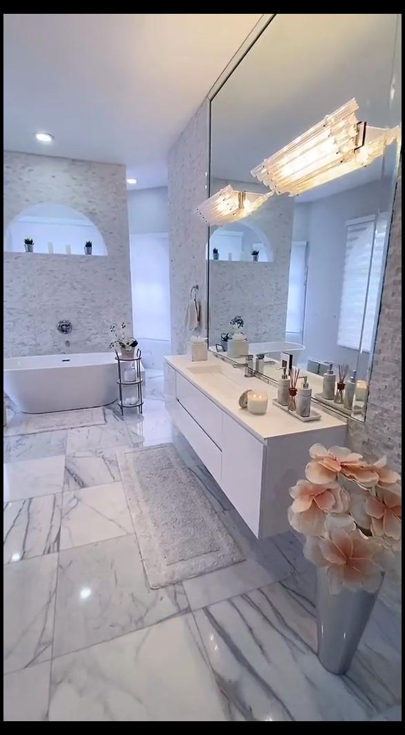 luxury bathroom master bath modern interior design